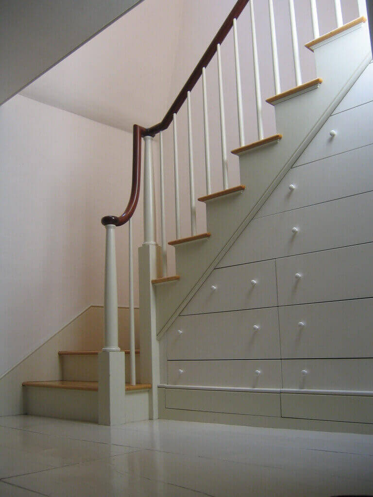 Find More Space With Under Stair Storage