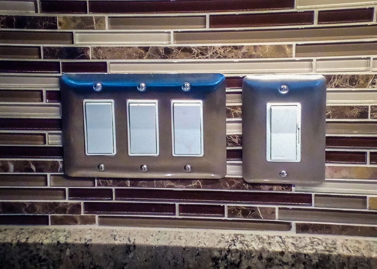 Replace Your Light Switches With Rocker Panel Switches