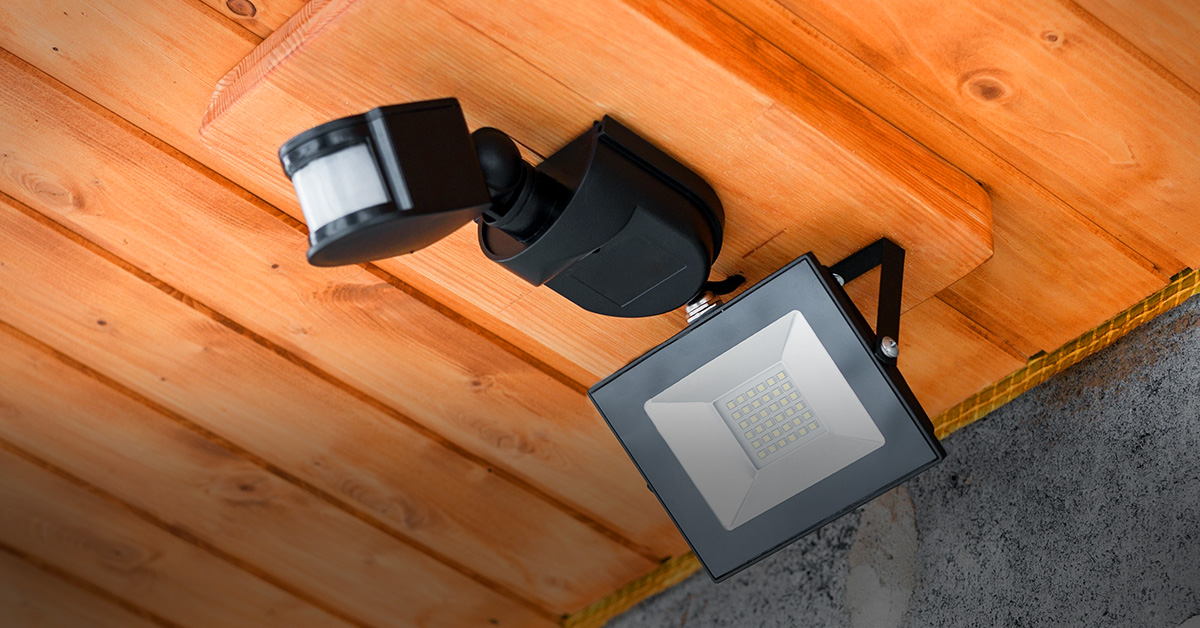 Motion Sensor Lighting For Elderly