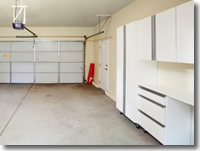 Exceptionnel Determine Your Space Many People Under Estimate How Much Space Cabinets May  Take Up In Their Garage. The First Step In Your Organization Process Should  Be ...