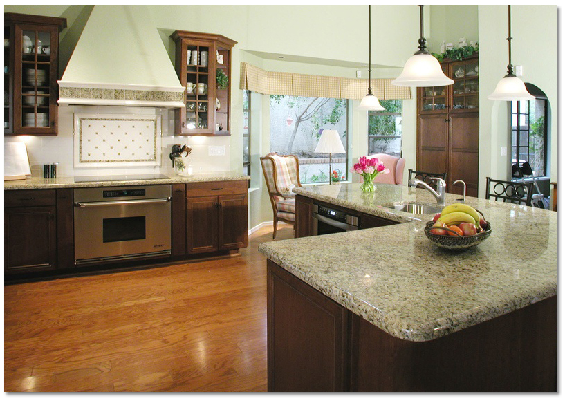 Budget kitchen remodel get the most out of your budget for Kitchen flooring advice