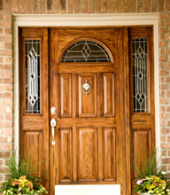 Wood: A Wood Front Door Is An Extremely Popular And Classic Design. On  Average This Door Would Cost Around $200 $500. If You Were Looking For A  Solid Wood ...