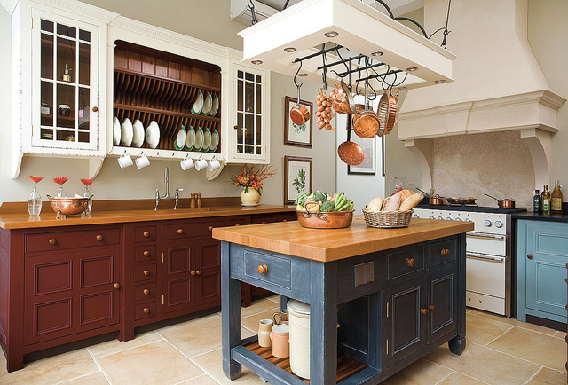 Kitchen Island Accessories