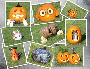 creative jack-o-lantern ideas