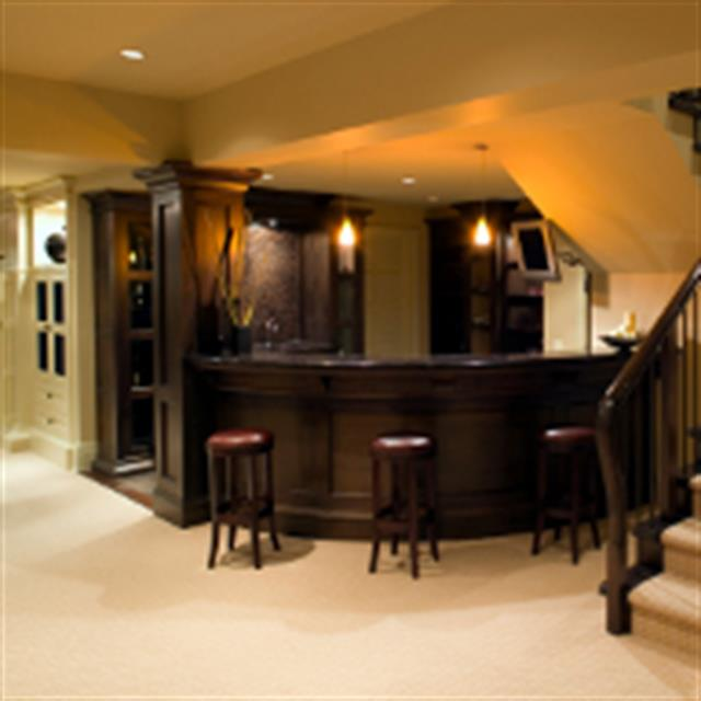Basement Remodeling and Renovation #remodel #basements #mrhandyman9286