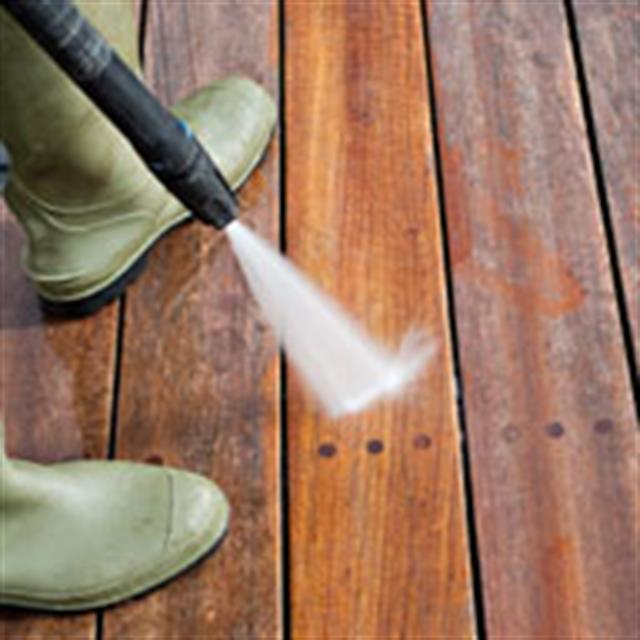 Mr. Handyman also Provides Power Washing #powerwashing #decks #mrhandyman9286
