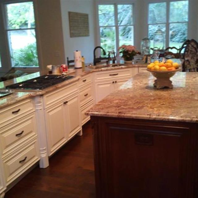 Kitchen Remodel - West Lake After 1 #kitchen #remodel #mrhandyman6647