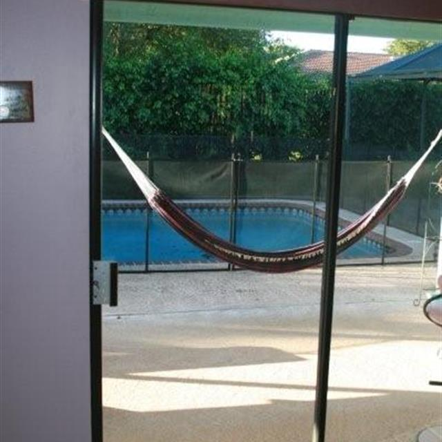 Stop Struggling with your Hard to Open/Close Sliding Glass Door! Mr. Handyman has repaired hundreds of sliding glass doors in South Palm Beach. Whether you sliding glass door just needs to be cleaned and lubricated or if you need track repairs and new wheels we got you covered. We stock on our vans many of the common sliding glass door wheels and track overlays. Often times we can fix your door on the spot. We can also repair or replace your sliding glass door locks or install security locks on your sliding glass doors. #doors #mrhandyman4805