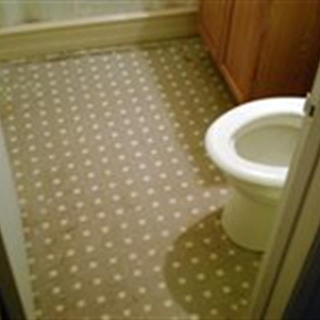 Bathroom Repairs and Renovation. Bathroom Floor Before #bathrooms #remodel #mrhandyman4805