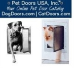 Pet Doors USA banner