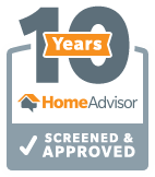 Home Advisors Screened & Approved 10 Years