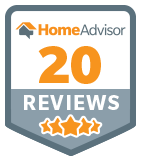 20 reviews Home Advisor