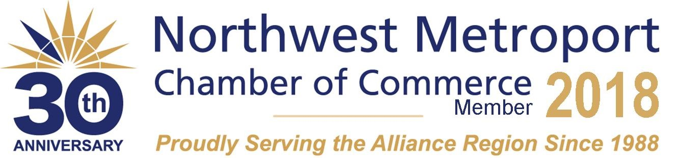 Northwest Metroport Chamber of Commerce Member 2018