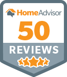 HomeAdvisor 50 Reviews