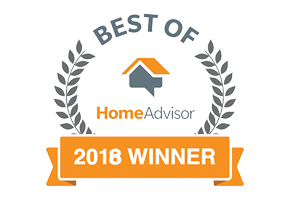 Best of HomeAdvisor 2018 Winner Badge