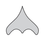 Pointy Nose Carving Pattern