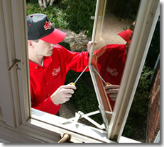 Home Window Repair Mr. Handyman Technician