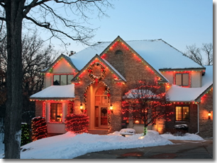 Christmas Lights and Holiday Decorating
