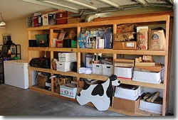 Garage Shelving - Custom Solutions from Mr. Handyman