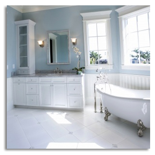 Bathroom Makeover Ideas a bathroom makeover: ideas for paint, lighting and vanities