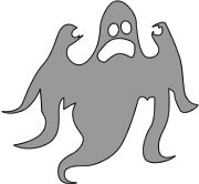 Free Pumpkin Carving Template Ghost