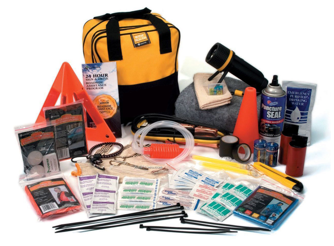 Vehicle Assist Emergency Kit
