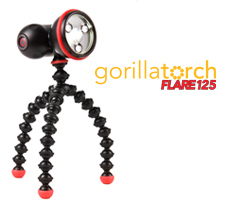 The Gorilla Torch