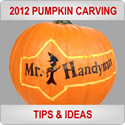 Mr. Handyman Pumpkin Carving Ideas
