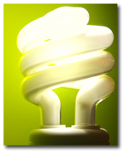 Compact-Fluorescent Lightbulb