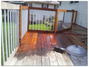 deck stain how often should i stain to properly maintain