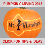 Pumpkin Carving Ideas for 2013