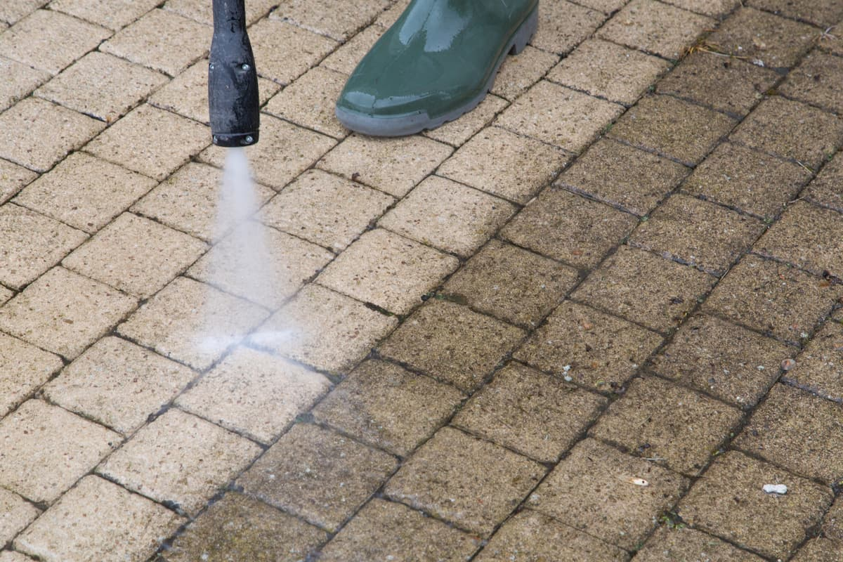 Erie power washing services