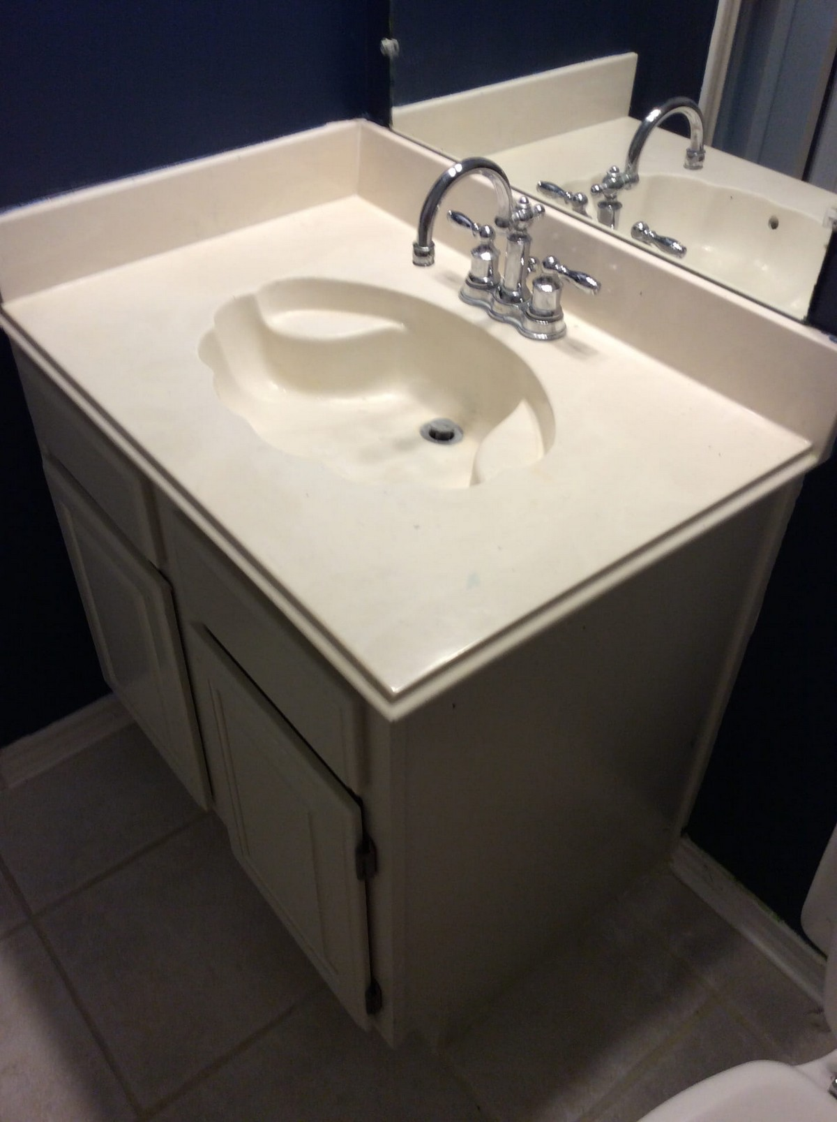 Euless bathroom remodel
