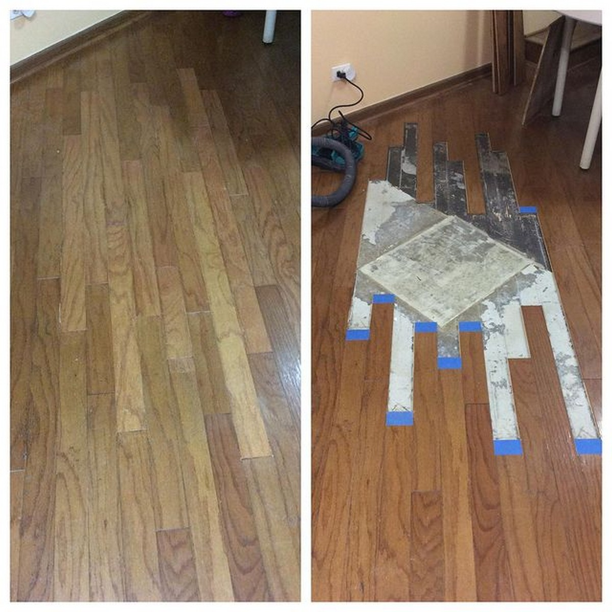 Schaumburg flooring installation